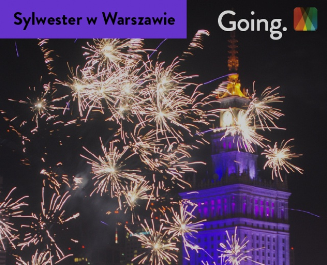 Going. | Najlepsze imprezy sylwestrowe w Warszawie