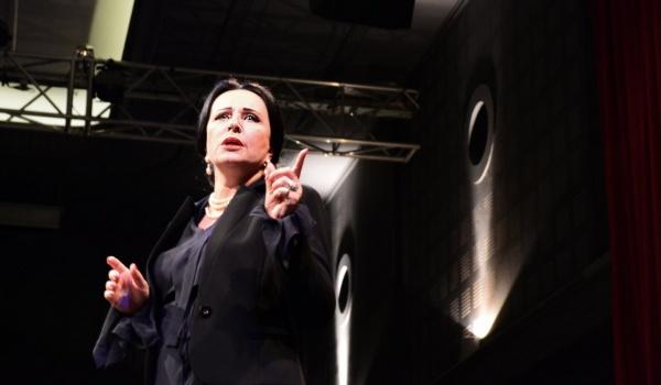 Going. | Maria Callas. Master Class - Och-Teatr